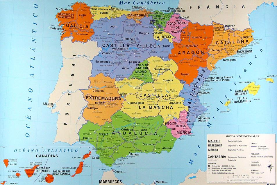 oviedo espanha mapa E se a Espanha se dividisse? – Europa Football Brasil oviedo espanha mapa